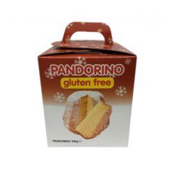 Cozonac Pandorino fara gluten x 100g Dolce Piacere