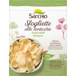 Snack pe baza de linte fara gluten x 50g Sarchio