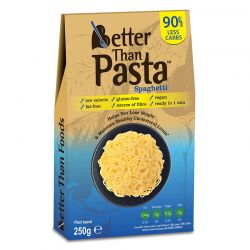 Spaghetti din konjac fara clatire fara gluten x 250g Better Than Foods