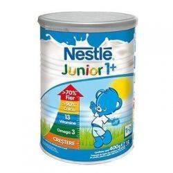 Lapte praf Nestle Junior1+ 400g, 12-24 luni