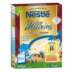 Cereale Nestle orez cu roscove x 250g