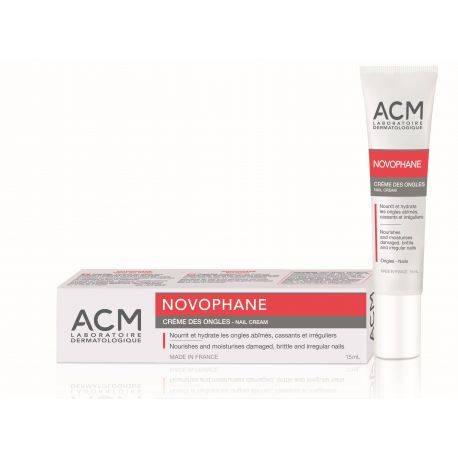 Novophane Crema pentru unghii x 15ml ACM
