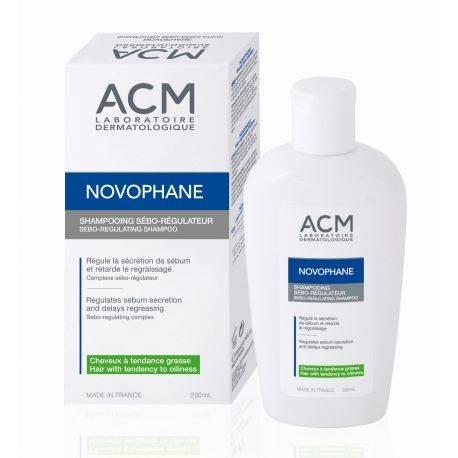 Novophane Sampon Seboreglator x 200ml ACM