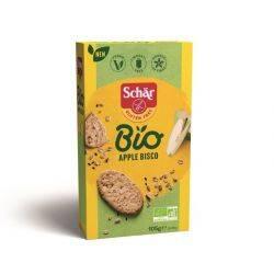 Apple Bisco Cookies fara gluten ECO cu ovaz si mar x 105g Dr. Schar
