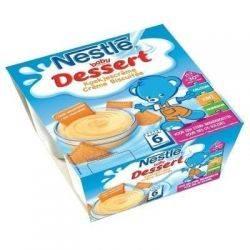 Nestle Baby Dessert Biscuit 4*100g