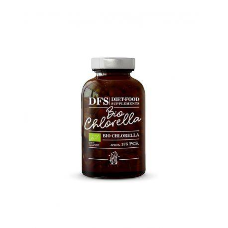 Chlorella x 375 tablete bio Diet Food