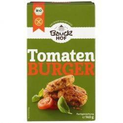 Burger fara gluten cu rosii si busuioc ECO x 140g BauckHof