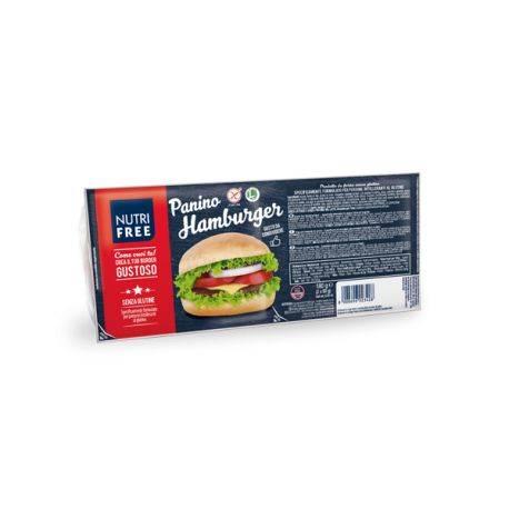 Chifle pentru Hamburger x 180g Nutrifree