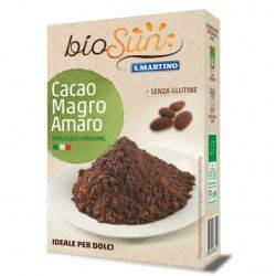 Pudra de cacao bio amaruie fara gluten, vegan x 75g BioSUN