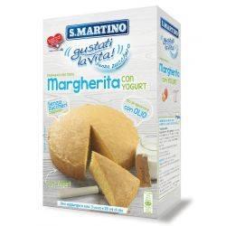 Mix pentru prajitura Margherita fara zahar x 420g S.Martino