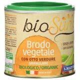 Amestec vegetal granular bio pentru supa fara gluten, fara drojdie x 120g bioSUN