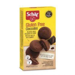Cioccolini Biscuiti cu crema de cacao fara gluten x 150g Dr. Schar