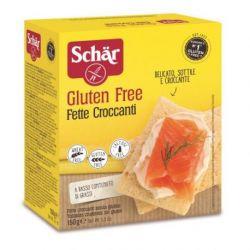 Fette Crocanti Felii crocante fara gluten x 150g Dr. Schar