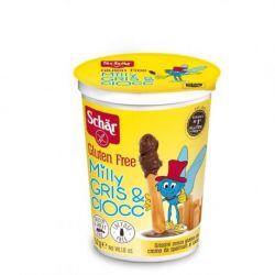 Milly Gris & Ciocc Grisine si crema de ciocolata x 52g Dr.Schar