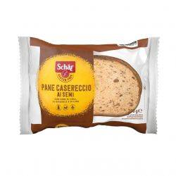 Pane Casereccio - Paine de casa cu seminte fara gluten x 250g Dr Schar