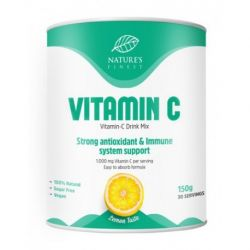 Vitamina C - Drink Mix x 150g Nature's Finest